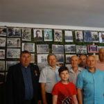 Достояние Отечества и выставка в честь погранвойск в Мичуринске.